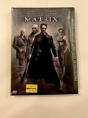 The Matrix (DVD, 1999) - NEW19
