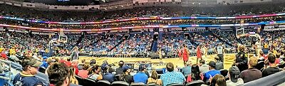 2 Tickets 2/12/19 NBA Magic At New Orleans Pelicans! Center Court Club! Gratis