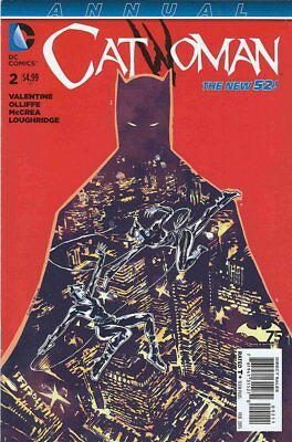 Catwoman Annual (2013) # 2 Near Mint (NM) DC Comics MODERN AGE