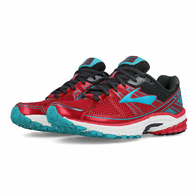 Brooks Womens Vapor 4 Running Shoes Trainers Sneakers Red Sports Breathable