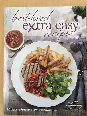 Slimming World's Best Loved Extra Easy Recipe Book brand NEW