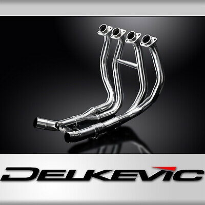 Suzuki Gsx1300R Hayabusa 99-07 Stainless 4-2 Exhaust Downpipes Not Oem Compatib