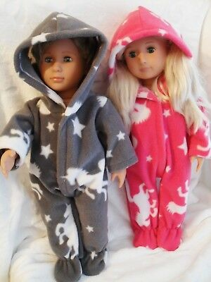 Handmade Onezie Dolls Clothes Handmade To Fit Our Generation Design A Friend