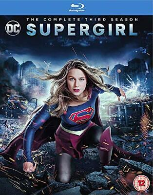 Supergirl: Season 3 [Blu-ray] [2018] [DVD][Region 2]