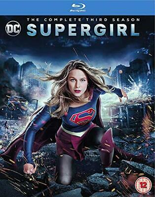 Supergirl Season 3 [Bluray] [2018] [DVD]