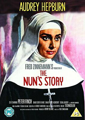 The Nuns Story [DVD] [1959] [DVD][Region 2]