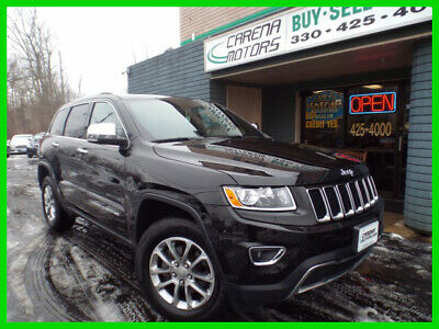2015 Jeep Grand Cherokee LIMITED 2015 LIMITED Used 3.6L V6 24V Automatic 4WD SUV
