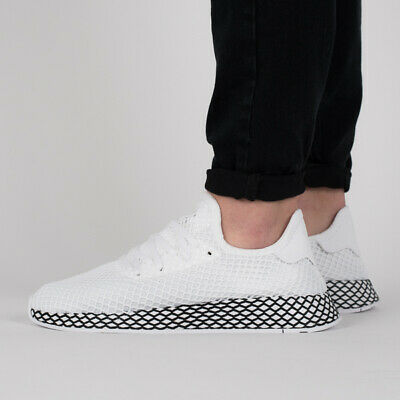 hot sale online 9bab1 afc70 Scarpe Unisex Sneakers Adidas Originals Deerupt Runner B41767