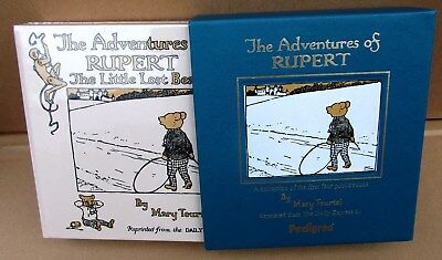 The Adventures of Rupert The Bear - Mary Tourtel. NEW.