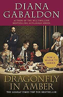 Outlander: Dragonfly in Amber (TV Tie-In) by GABALDON,DIANA-ExLibrary