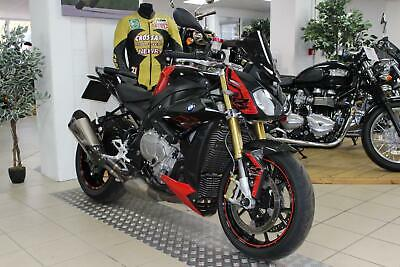 2017 BMW S1000 R Sport. One Owner With Extras. Very Nice.