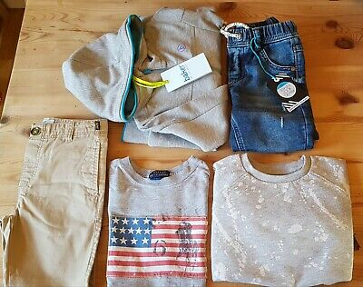 Boys Clothes Bundle Age 2/3 Ted Baker, Ralph Lauren, Next / New & Used