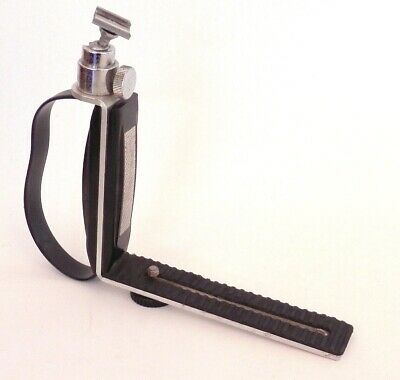 Vintage Camera Grip With Ball Joint - Flash Shoe Mount #1908