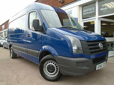 Volkswagen Crafter 2.0TDI Blue ( 140PS ) ( EU6 ) BMT 2016 CR35 MWB
