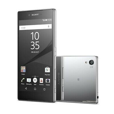 Sony Xperia Z5 Premium E6853 WHITE 32 GB  BOX SEALED GRADE A++ NO SCRATCHES