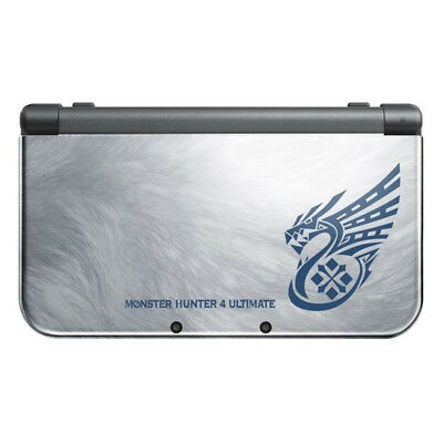 New Nintendo 3DS XL Monster Hunter 4 Ultimate Console (Premium Refurbished by EB