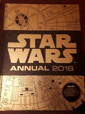 Star Wars Annual 2016 Gold Cover