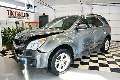 2012 Equinox NO RESERVE 2012 Chevrolet Equinox LT AWD 26k Rebuildable SUV Repairable Damaged Wrecked
