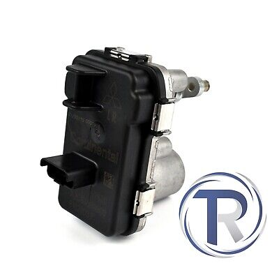 49477-01214 Electronic Actuator NEW Genuine Jaguar XF Freelander Evoque 2.2 D