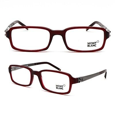 Occhiali Montblanc Mb307 069 Eyewear Frame Glasses New Old Stock 100% Authentic