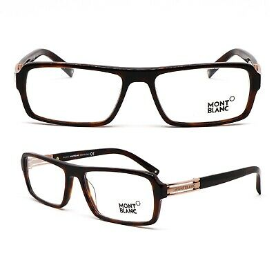 Occhiali Montblanc Mb335 Eyewear Frame Glasses New Old Stock 100% Authentic