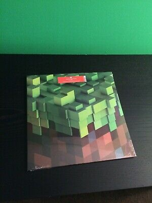 Minecraft Volume Alpha Limited Green Vinyl LP C418