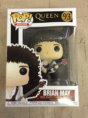 Queen Brian May Pop! Vinyl Figure #93 - Funko - IN STOCK - Music