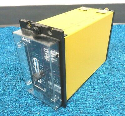 MCGG Single Phase Overcurrent Relay MCGG22D1CD0753B