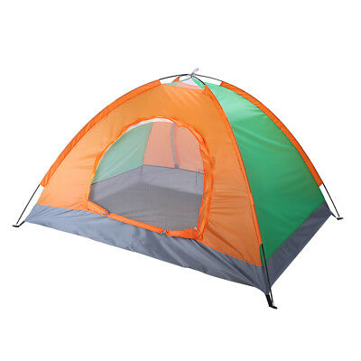 Two 2 Person Tent WaterProof Pop Up Compact Light Camping Dome Shelter Outdoor
