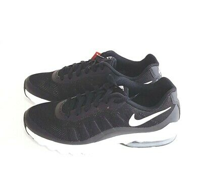 Authentic 749680-010 NIKE AIR MAX INVIGOR Black Shoes Sneakers US M 7.5 9 9.5 10