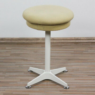 VTG Hocker zur Schminktonne Ladies Beauty Stool 60er 70er Jahre alt vintage