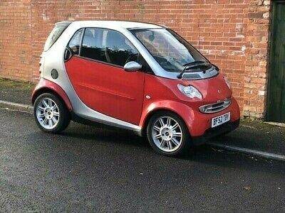 Smart car fortwo passion 2003