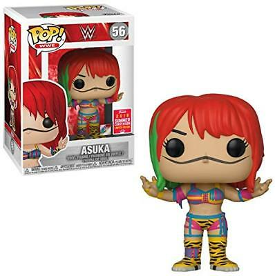 Funko POP WWE Asuka SDCC 2018 Summer Convention Exclusive  - new