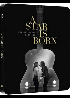 LIMITED EDTION A Star is Born Steelbook Edition (Blu-ray)