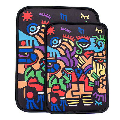 "8/10"" Tablet Neoprene Sleeve Carrying Case Cover Pouch Bag For iPad 2 3 4 Mini"
