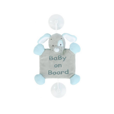 Brand new with tag Nattou Sam and Toby baby on board car sign in Toby the dog