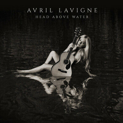 Avril Lavigne : Head Above Water CD (2019) ***NEW***