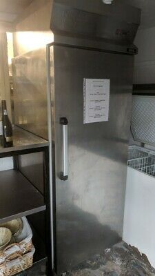 MPS Upright Freestanding Commercial Refrigerator