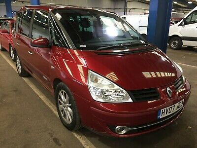 07 Renault Espace 2.0 Dci 150 Dynamique - 7Seats, 1/2Leather, 11Stamps, 1F/owner