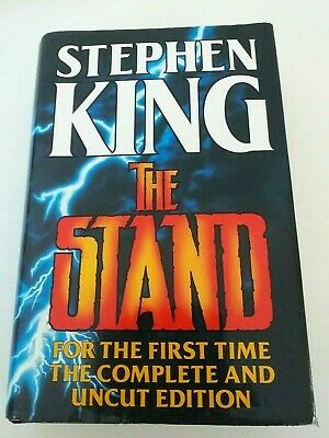 The Stand by Stephen King 1990 Hardback