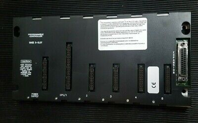 Ge Fanuc Ic693Chs397F 5 Slot Base  (In25S1B1)