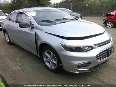 Passenger Right Front Spindle/Knuckle Fits 16-17 MALIBU 1463179