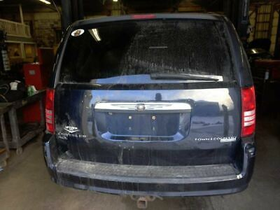 Passenger Right Front Spindle/Knuckle Fits 08-17 CARAVAN 1463077