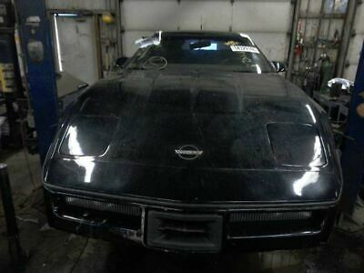 Passenger Right Front Spindle/Knuckle Fits 86-87 CORVETTE 1466436