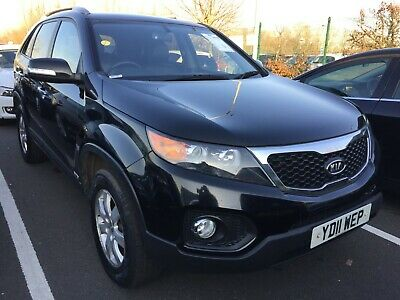 2011 Kia Sorento 2.2 Crdi Kx-2 - 1F/owner, 9 Stamps, Leather, Climate,very Clean
