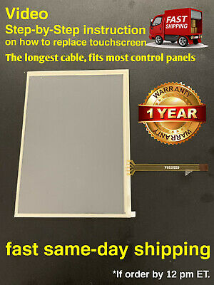 Replacement Touch Screen For Ge Microwave Control Panel,See Models Listed