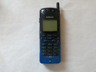 Älteres Nokia Handy Type: NHE-1XN incl. Battery Type BBH-1S (ohne Ladekabel)