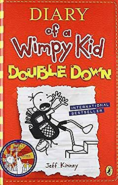 Diary of a Wimpy Kid: Double Down by KINNEY, JEFF