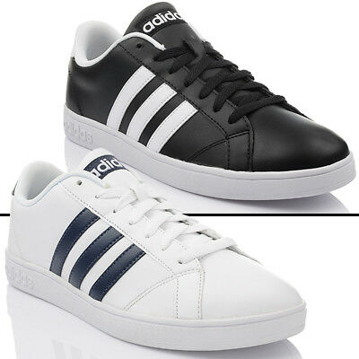 watch 69590 747ca Chaussures Neuves Adidas Baseline Homme de Sport Baskets Loisirs Soldes