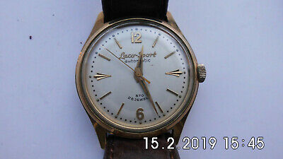 Laco Sport Automatic Nr.570, 25 jewels